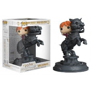 Funko Pop: Harry Potter - Ron Weasley Riding Chess Piece #82