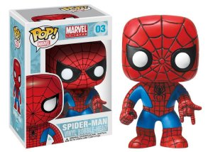 Funko Pop: Marvel - Spider-Man #03