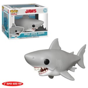 Funko Pop Movies: Jaws - Great White Shark #758