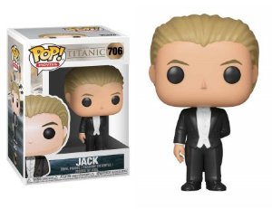 Funko Pop Movies: Titanic - Jack #706