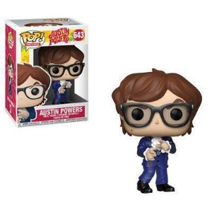 Funko Pop Movies: Austin Powers - Austin Powers #643