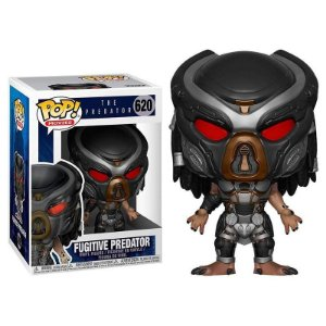 Funko Pop Movies: The Predator - Fugitive Predator #620