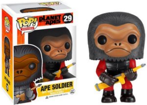 Funko Pop Movies: Planet Of The Apes - Ape Soldier #29