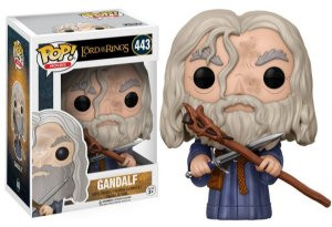 Funko Pop Movies: Lord Of The Rings - Gandalf #443