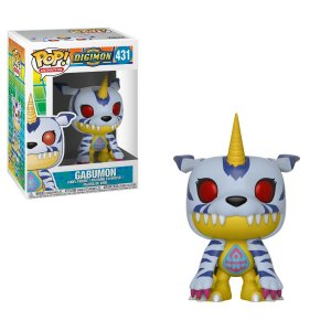 Funko Pop Animation: Digimon - Gabumon #431