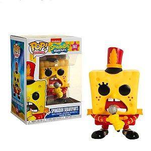 Funko Pop Animation: Spongebob Squarepants - Spongebob Squarepants (Hot Topic) #561