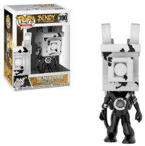 Funko Pop Games: Bendy And Ink Machine - The Projectionist #390