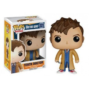 Funko Pop Television: Doctor Who - Tenth Doctor #221