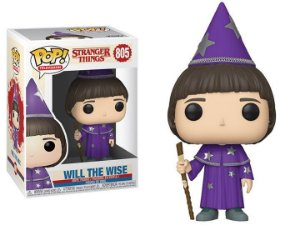 Funko Pop Television: Stranger Things - Will The Wise #805