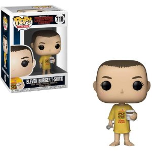 Funko Pop Television: Stranger Things - Eleven (Burger T-Shirt) #718