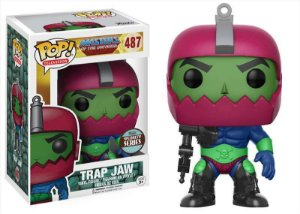 Funko Pop Television: Master Of The Universe - Trap Jaw (Specialty) #487