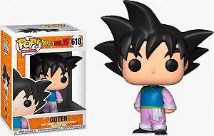 Funko Pop Animation: Dragon Ball - Goten #618