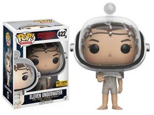 Funko Pop Televison: Stranger Things - Eleven (Hot Topic) #422