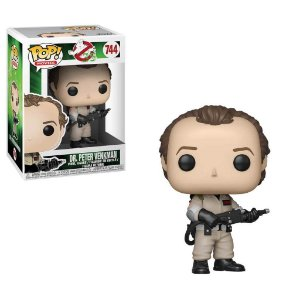 Funko Pop Movies: Ghostbusters - Dr. Peter Venkman #744