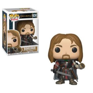 Funko Pop Movies: The Lord Of Rings - Boromir #630