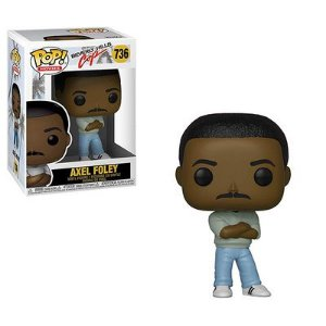 Funko Pop Movies: Beverly Hills COP - Axel Foley #736