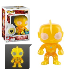 Funko Pop Ultraman - Glow in the Dark  Exclusivo  SDCC  2019 - #764