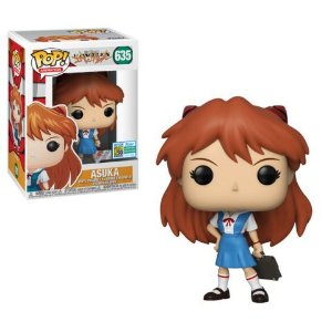 Funko pop Animation Neo Genesis Evangelion - Asuka - Exclusivo SDCC - 2019 - #635