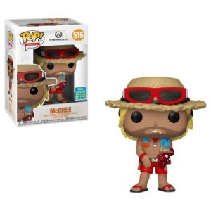 Funko pop Game Overwatch - McCree - Exclusivo SDCC 2019 #516
