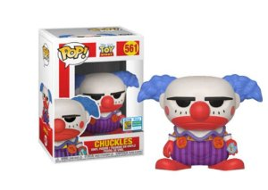 Funko pop Disney Toy Story - Chuckles - Exclusivo SDCC 2019 - #561
