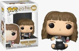 Funko pop Harry Potter - Hermione Granger - Exclusivo - #80