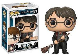 Funko Pop: Harry Potter - Harry Potter (Exclussive) #51