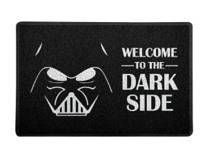 Capacho 60x40cm Welcome To The Dark Side - Star Wars