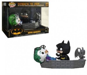 Funko Pop Heroes: Movie Moment - Batman Vs. The Joker #280