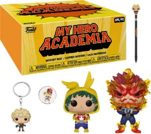 Funko Pop: Mistery Box - Boku no Hero