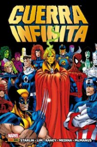 Guerra Infinita - VOL.1 - MARVEL Comics