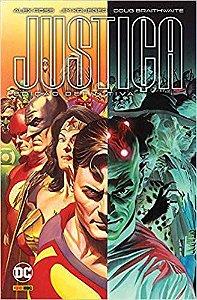 Justiça - VOL.1 - DC Comics