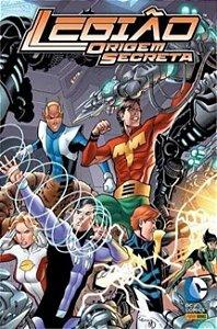 Legião: Origem Secreta - VOL.1 - DC Comics