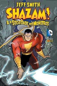 Shazam & a Sociedade de Monstros - VOL.1 - DC Comics