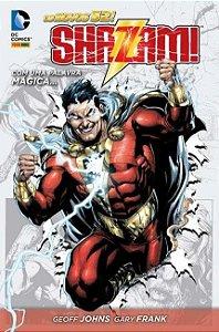 Shazam: Com Uma Palavra Magica... - VOL.1 - DC Comics