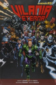 Vilania Eterna - VOL.1 - DC Comics