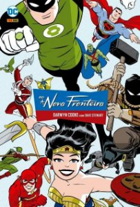 DC: A Nova Fronteira - VOL.1 - DC Comics