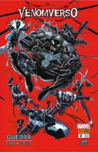 Venomverso: Guerra - VOL.1 - MARVEL Comics