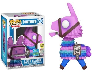 Funko Pop Games: Fortnite - Loot Llama (Exclusivo SDCC) #510