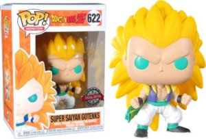 Funko Pop Animation: Dragon Ball - Super Sayan Gotenks (Exclusivo) #622