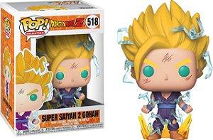 Funko Pop Animation: Dragon Ball - Super Saiyan 2 Gohan (Exclusivo) #518
