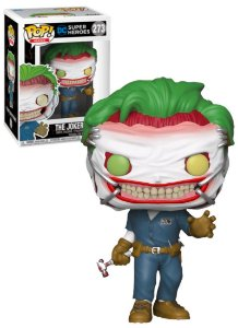 Funko Pop Heroes: Super Heroes - The Joker (Exclusivo) #273
