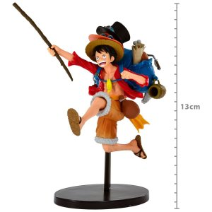 ACTION FIGURE: ONE PIECE - LUFFY SPECIAL DESIGN