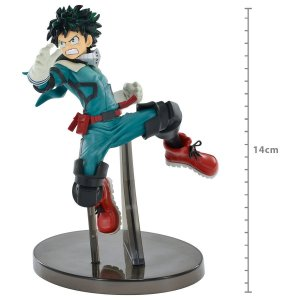 ACTION FIGURE: MY HERO ACADEMIA - THE AMAZING HEROES - IZUKU MIDORIYA
