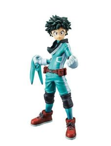 ACTION FIGURE: MY HERO ACADEMY - IZUKU MIDORIYA DXF