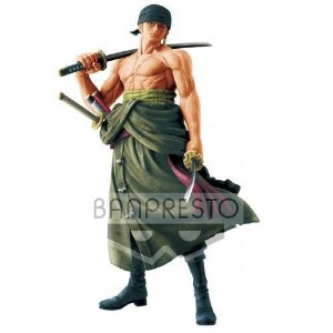 ACTION FIGURE: ONE PIECE - RORONOA ZORO - MEMORY FIGURE