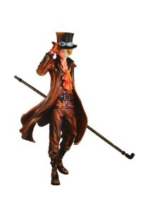 ACTION FIGURE: ONE PIECE - SABO