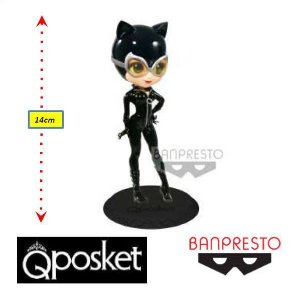 ACTION FIGURE: DC COMICS - CAT WOMAN - Q POSKET