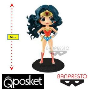 ACTION FIGURE: DC COMICS - WONDER WOMAN - Q POSKET