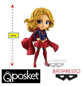 ACTION FIGURE: DC COMICS - SUPERGIRL - Q POSKET