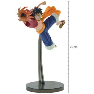 ACTION FIGURE: ONE PIECE - MONKEY D LUFFY